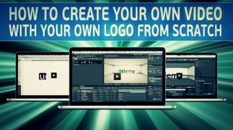 How to create brand video with your logo?