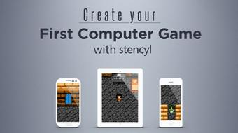 Create your First Computer Game with Stencyl course image