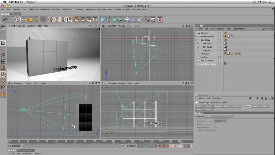 CINEMA 4D and After Effects Integration course image