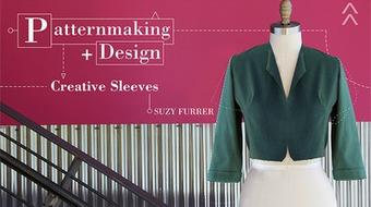 Patternmaking + Design: Creative Sleeves course image