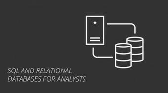 SQL and Database for Analysts - Increase your team value course image