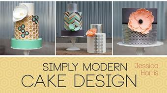 Simply Modern Cake Design course image