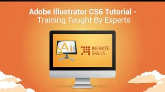 Adobe Illustrator CS6 Tutorial - Training Taught By Experts course image