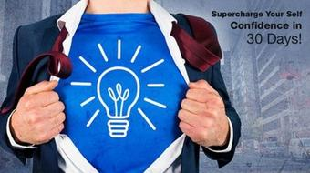 Supercharge Your Self-Confidence in 30 Days! course image