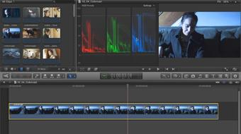 Color Correction in Final Cut Pro X course image
