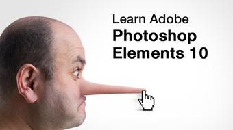 Master Photoshop Elements 10 the Easy Way - 12 Hours course image