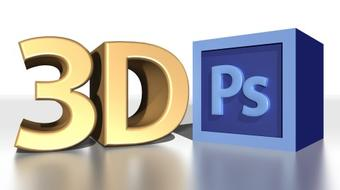 3D Using Photoshop CS6 course image