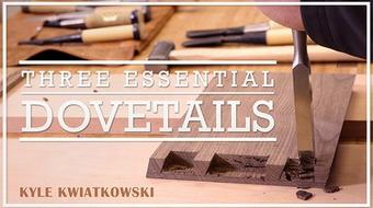 Three Essential Dovetails course image