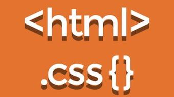 30 Days to Learn HTML & CSS course image