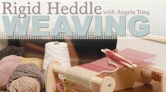 Rigid Heddle Weaving course image