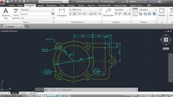 AutoCAD 2014 Essentials: 01 Interface and Drawing Management course image