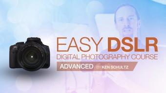EasyDSLR Digital Photography Course: Advanced course image