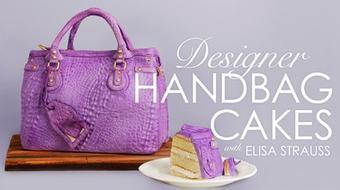 Designer Handbag Cakes course image