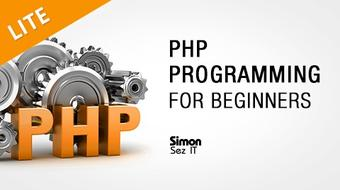 Introduction to PHP Programming Language course image