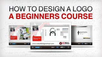 How to Design a Logo - a Beginners Course course image