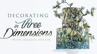 Decorating in Three Dimensions course image