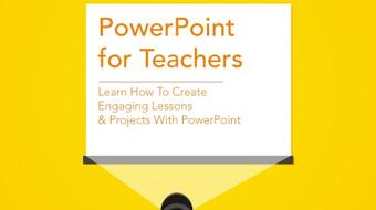 PowerPoint for Teachers course image