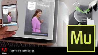 Diseñar sitios web en HTML5 con Adobe Muse sin programar course image