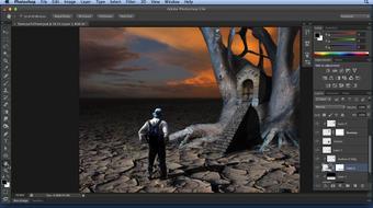 Bert Monroy: Dreamscapes Volume 3 course image