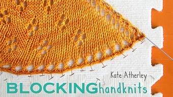 Blocking Handknits course image