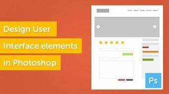Design UI elements course image