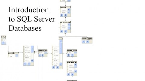Introduction to Microsoft SQL Server Databases course image