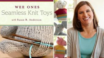 Wee Ones: Seamless Knit Toys course image