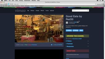Vimeo Projects for Creative Professionals course image