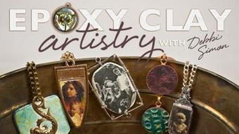 Epoxy Clay Artistry course image