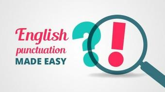 English punctuation made easy course image
