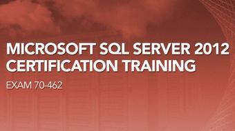 Microsoft SQL Server 2012 Certification Training Exam 70-462 course image