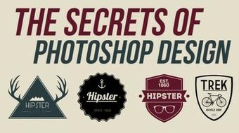 Start Designing with the Secrets to Photoshop Design course image