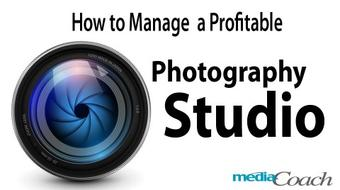 How to Manage a Profitable Photography Studio course image
