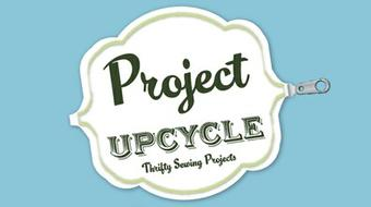 Project Upcycle: Thrifty Sewing Projects course image