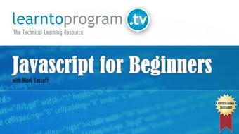 JavaScript for Beginners course image