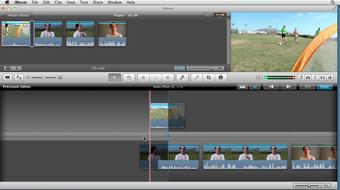 Creating a Sports Highlight Reel with iMovie course image