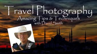 Travel Photography - Amazing Tips and Techniques course image