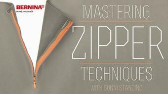 Mastering Zipper Techniques course image