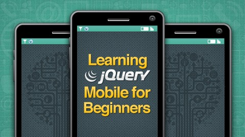 Learning jQuery Mobile for Beginners course image