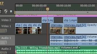 Advanced Editing in Adobe Premiere Pro course image