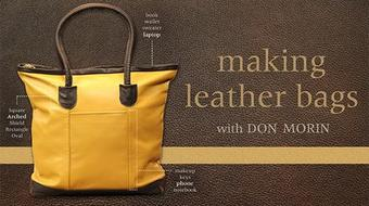 Making Leather Bags course image