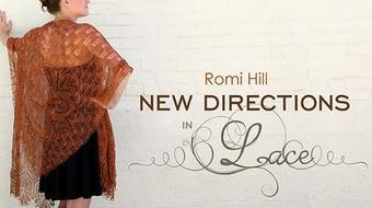 New Directions in Lace course image