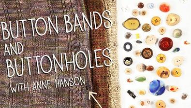 Button Bands & Buttonholes course image