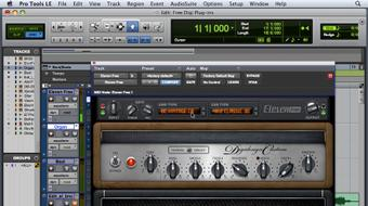 Pro Tools 8 New Features course image