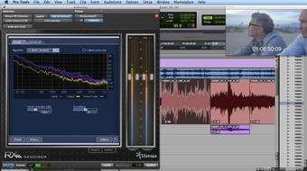 Mixing a Short Film with Pro Tools course image