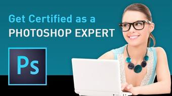 Prepare for the Adobe Certified Expert in Photoshop CC exam course image