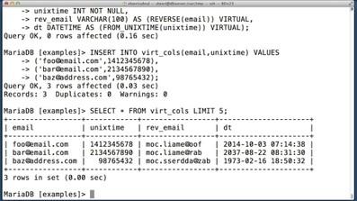 Advanced Topics in MySQL and MariaDB course image