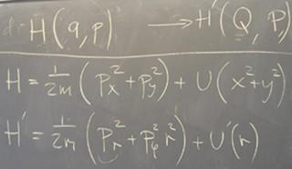 Classical Mechanics III course image