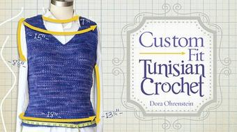 Custom-Fit Tunisian Crochet course image