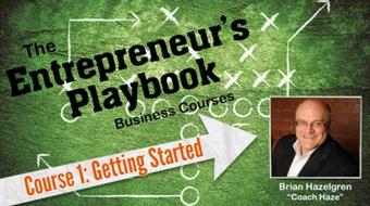 The Entrepreneur's Game Plan course image
